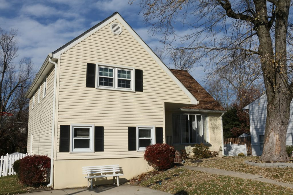 Free Siding Quote In Greater Baltimore Contact Badger
