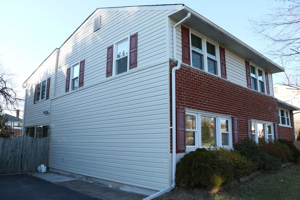 Siding project - Residential 6