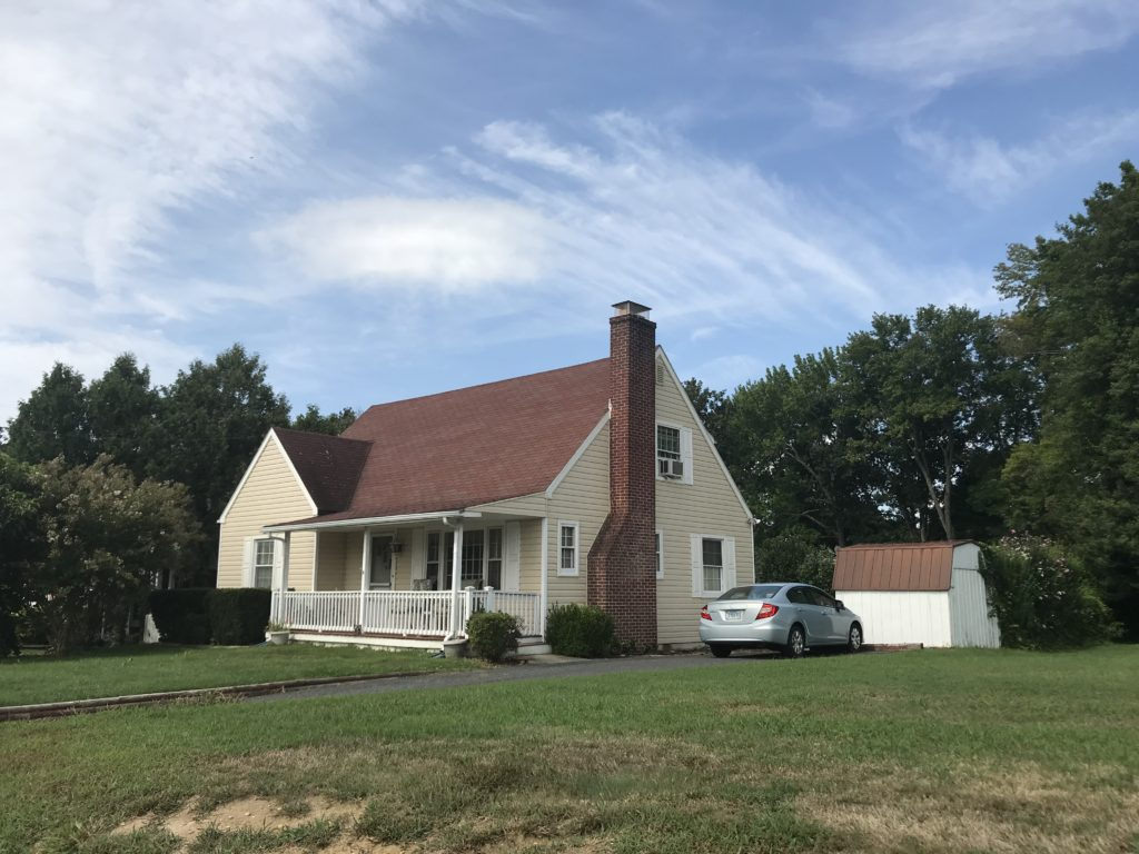 Roofing and Siding Project - Heather