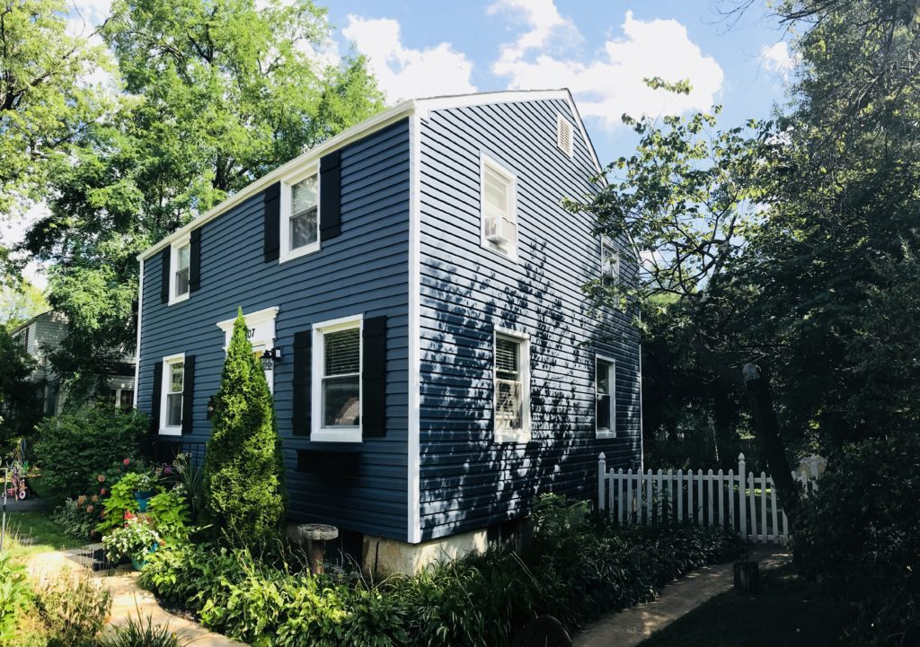 Roofing and Siding Project in Reisterstown