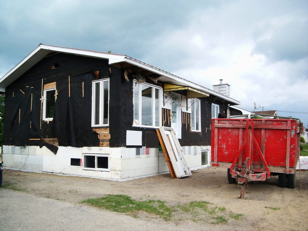 detect siding issues early